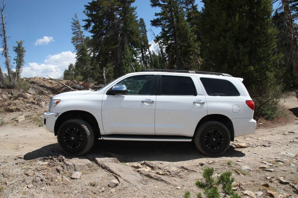 Mammoth Off Road Adventures with the Sequoia (pics) - Toyota Nation ...
