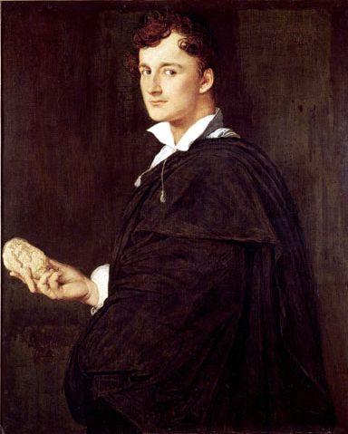 Portrait Of Bartolini Jean Auguste Dominique Ingres 1806 Ideas