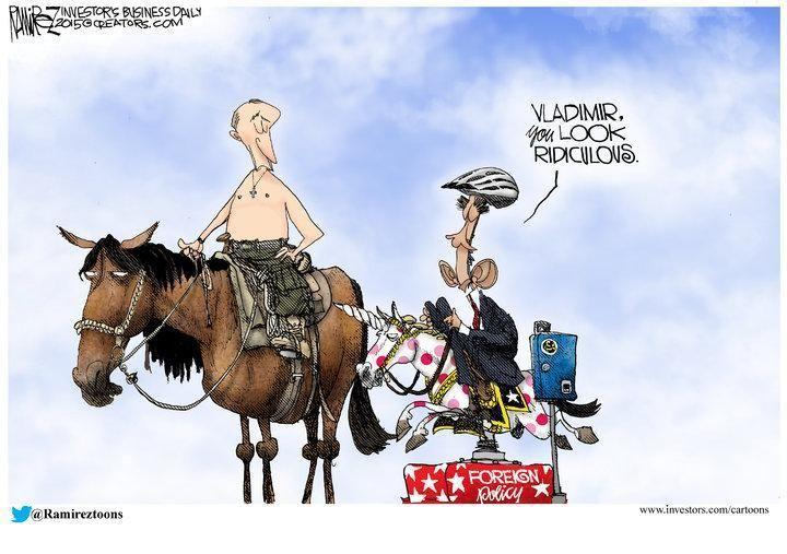 Image result for obama policies trump ramirez cartoon