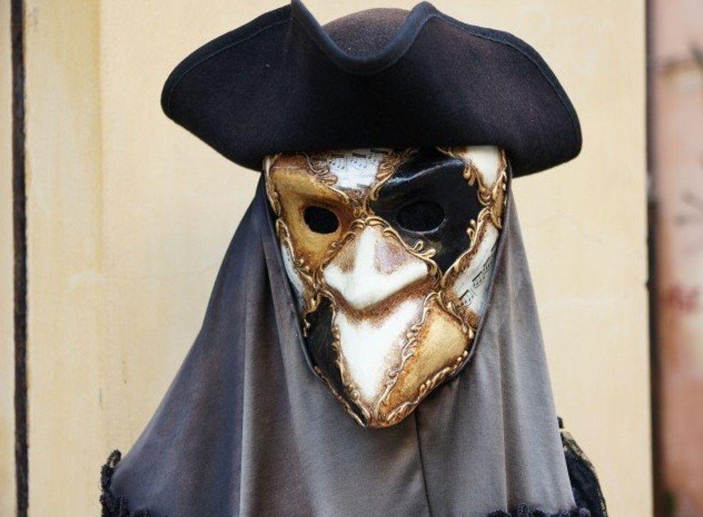 Fasching, Karneval, Deko, Maske
