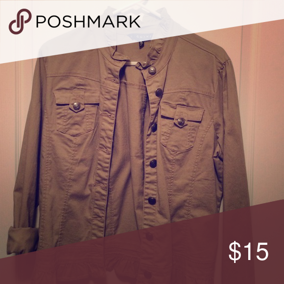 Jacket Nice button jacket Jackets & Coats