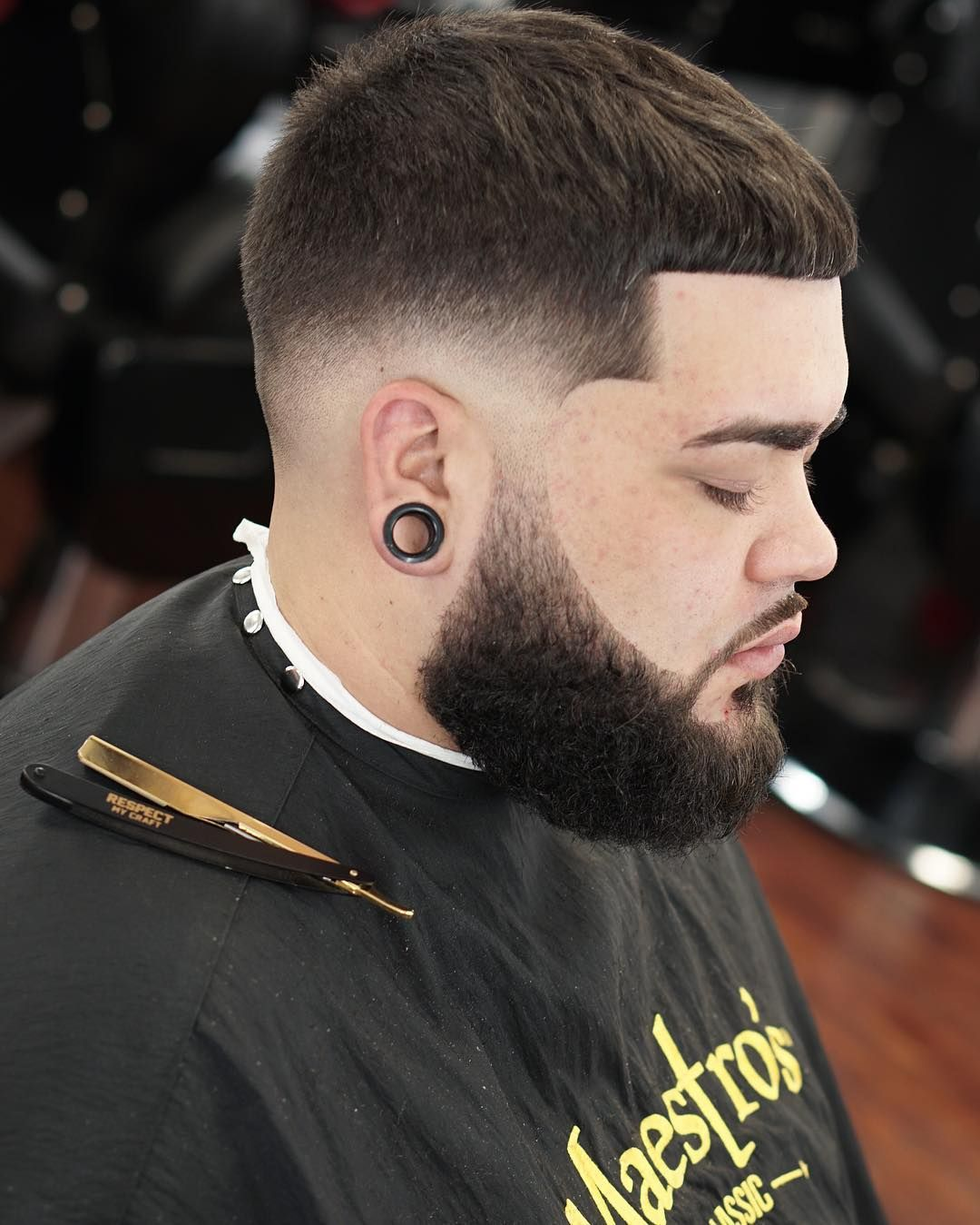 12 Cool Hairstyles & Beards Styles Short hair with beard