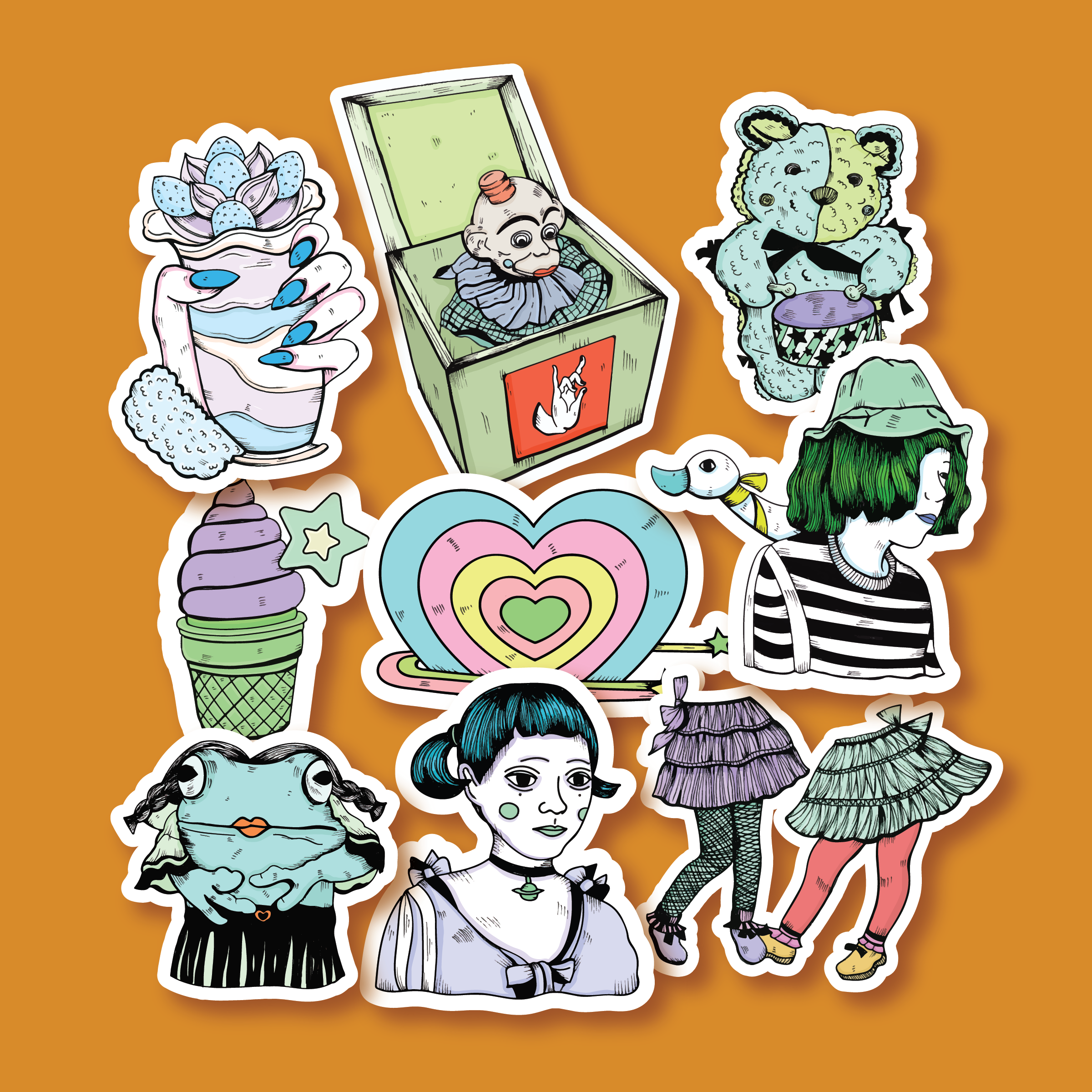 Tumblr style stickers cool sticker pack cute sticker set cute planner laptop stickers cute grunge kawaii vinyl stickers stickercutestickerstickerlove