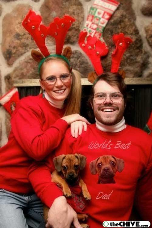 Hilariously Terrible Christmas Cards (14 Photos) | Awkward photos ...