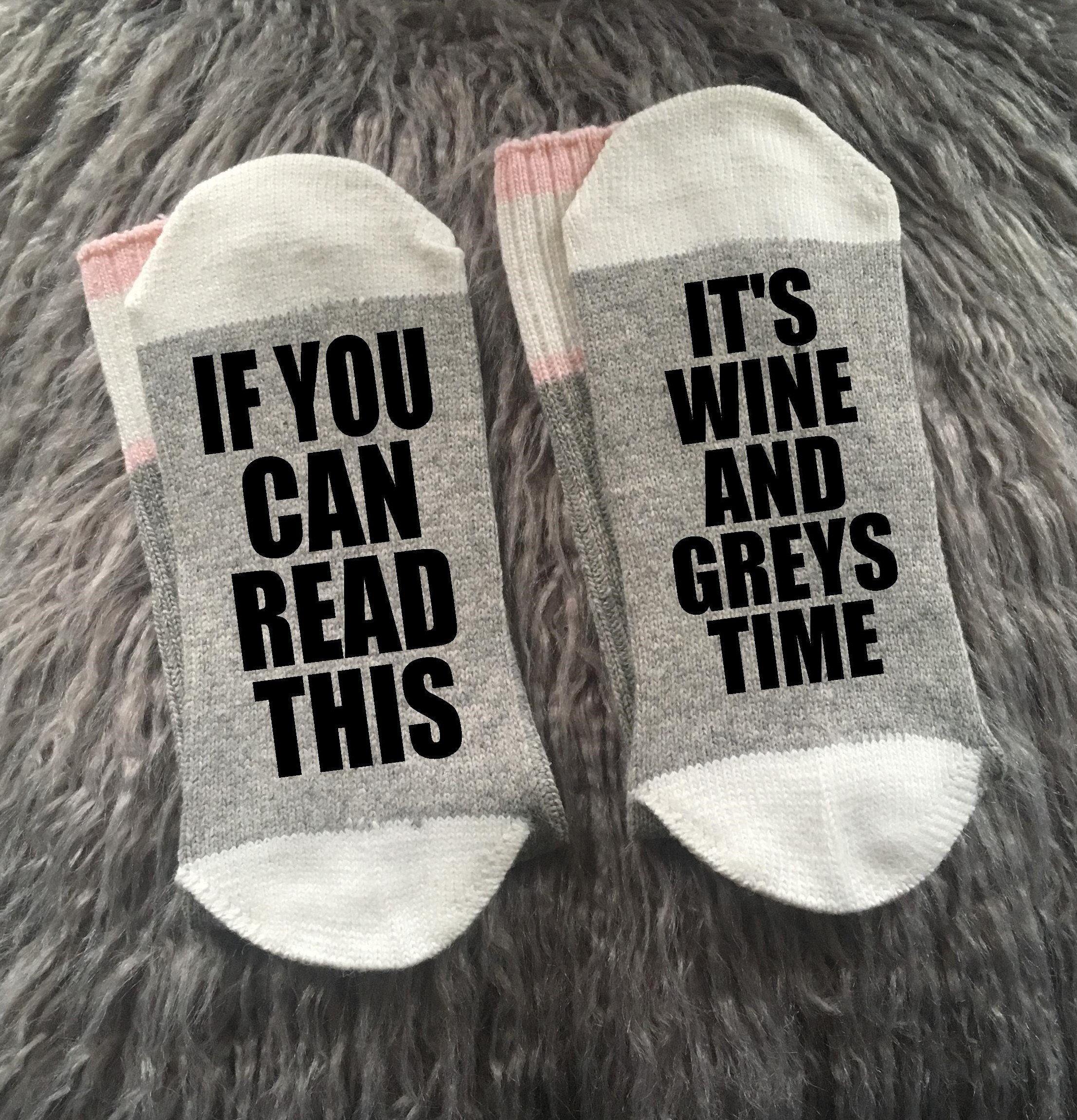 Greys anatomygreys anatomy giftsgreys anatomy socks
