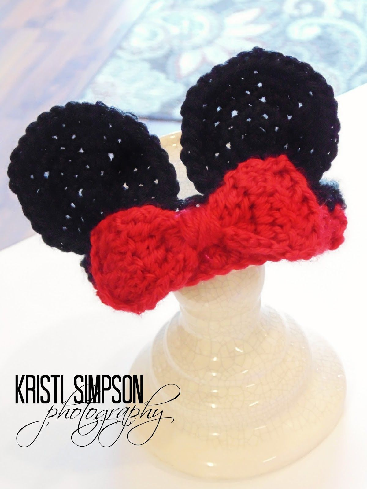 Mickey And Minnie Mouse Crochet Patterns | Kindersachen ...