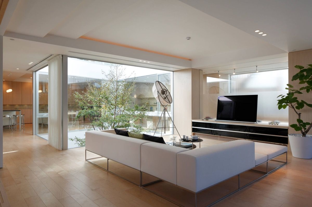 Japanese Home Fusing Modern Traditional Ideas Japanese