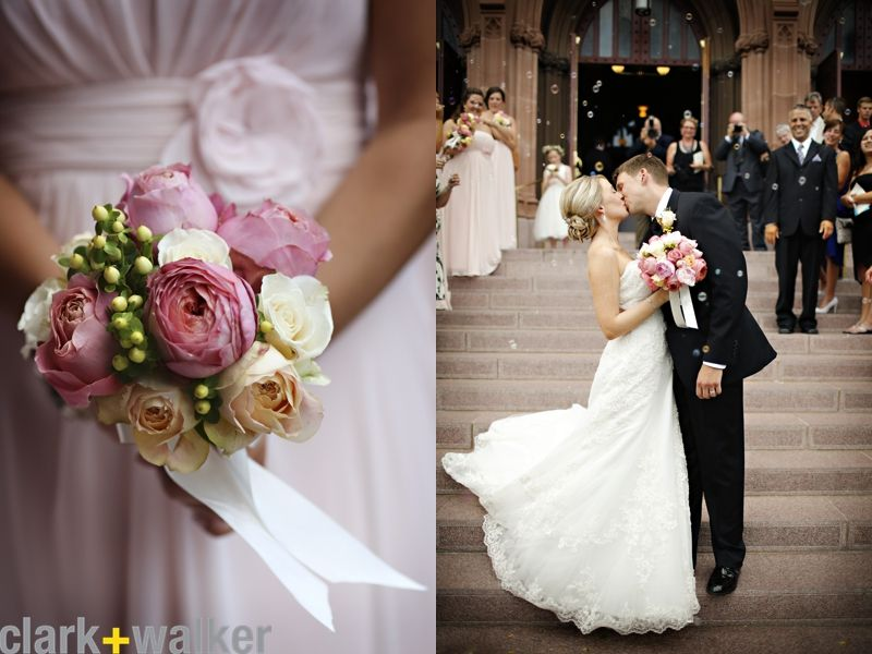 my sisters wedding pictures by clark + walker!