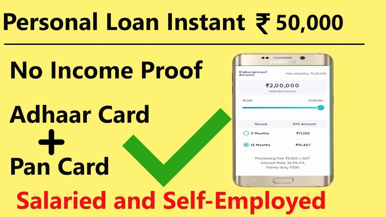 Pin On Instant Personal Loan No Paperwork Apply Personal Loan Aadhar Card Loan Apply Online In India