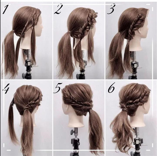 Braided Hairstyles For Long Hair With Step By Step Tutorials Pinlifestyle Braids For Long Hair Braided Hairstyles Long Hair Styles