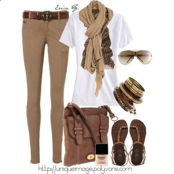 Neutral Clothing Styles For Women