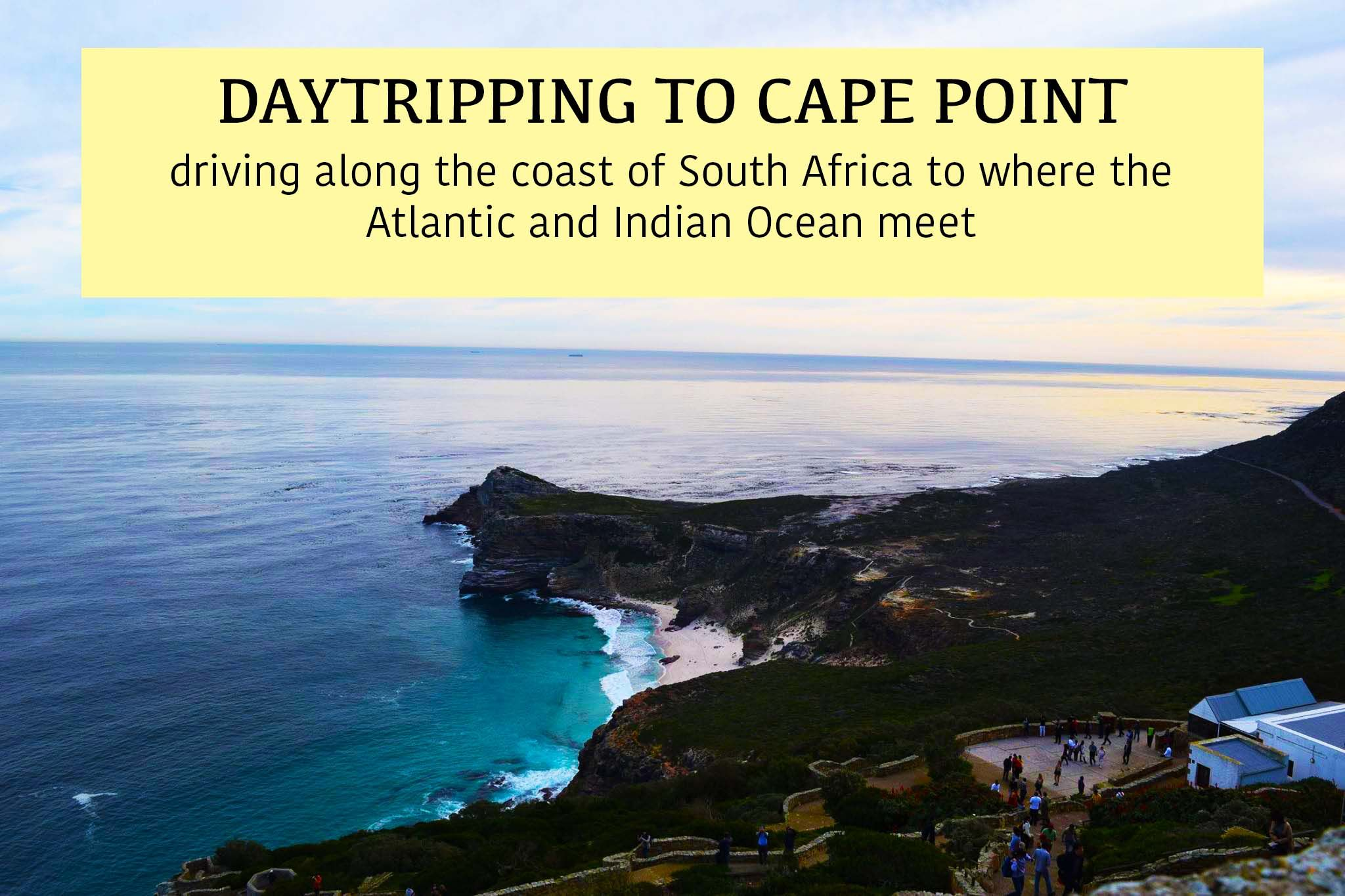 Daytripping to the Cape Point, South Africa — #themaydaily #capepoint #daytrip #southafrica #travel #africa #driving #capetown #ocean #adventure #familyvacation #capeofgoodhope #tablemountainnationalpark #simonstown #houtbay