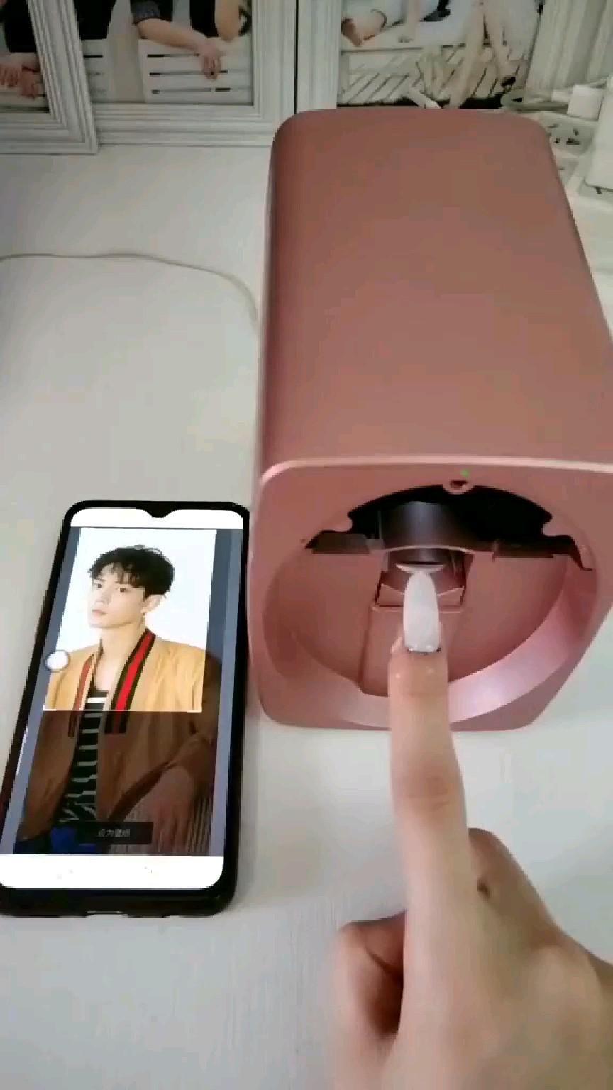 3D Nail Printer | Cool Gadget