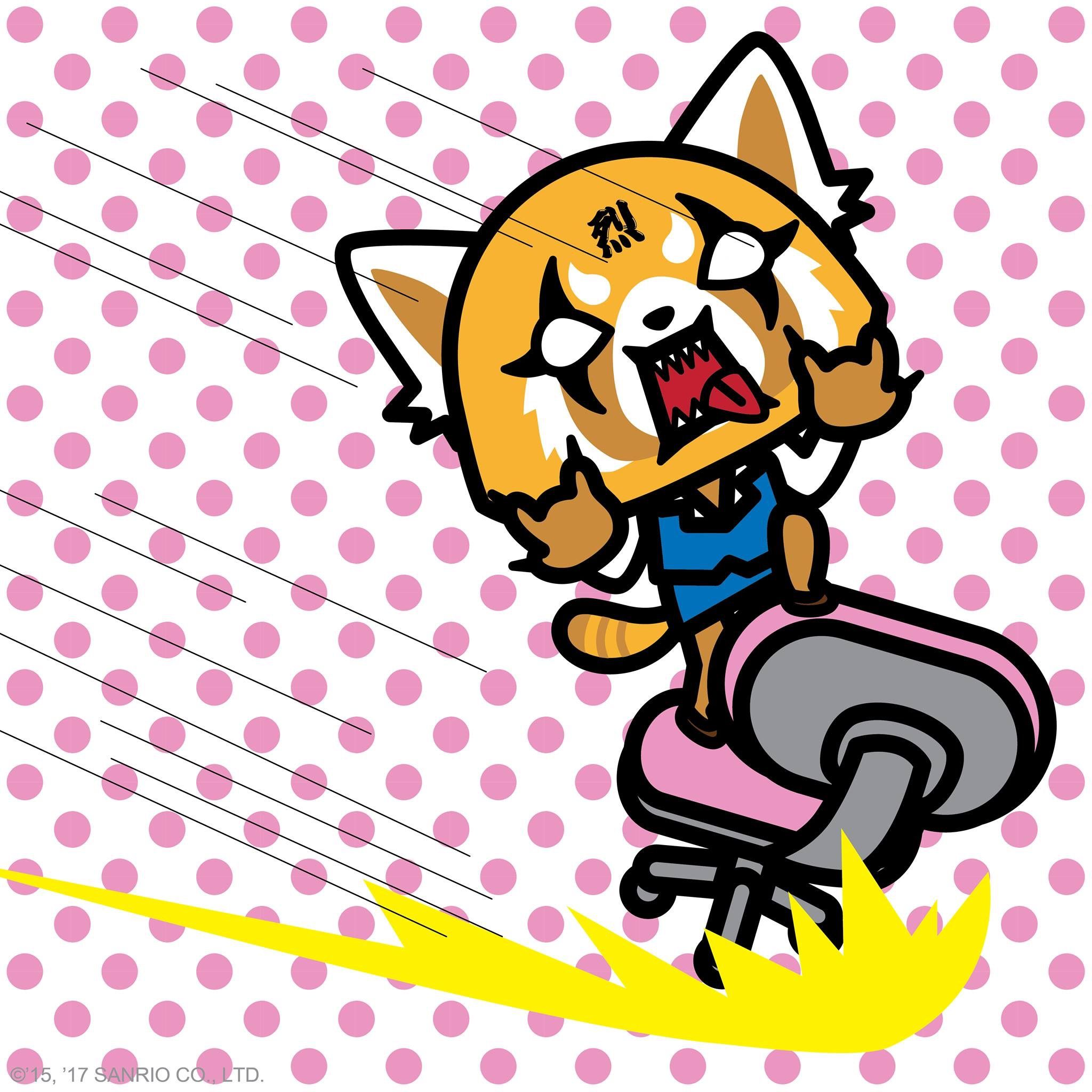 Pin by OUM..☆彡 on Aggretsuko in 2020 Popular anime, My