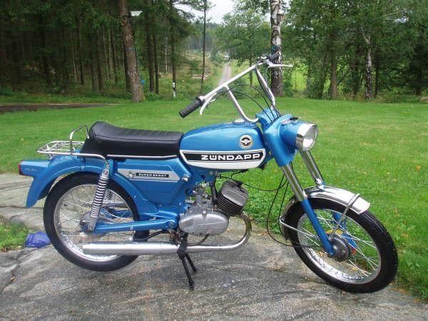 1976 z ndapp ks 50 super sport motorcycles. Black Bedroom Furniture Sets. Home Design Ideas