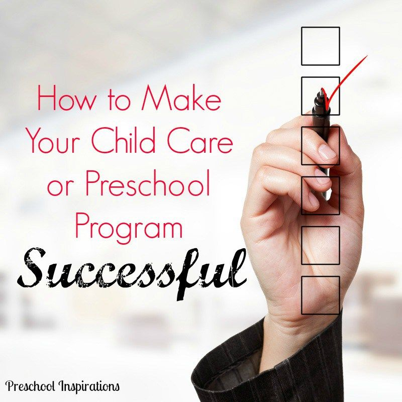 How To Increase Enrollment In A Preschool Or Child Care