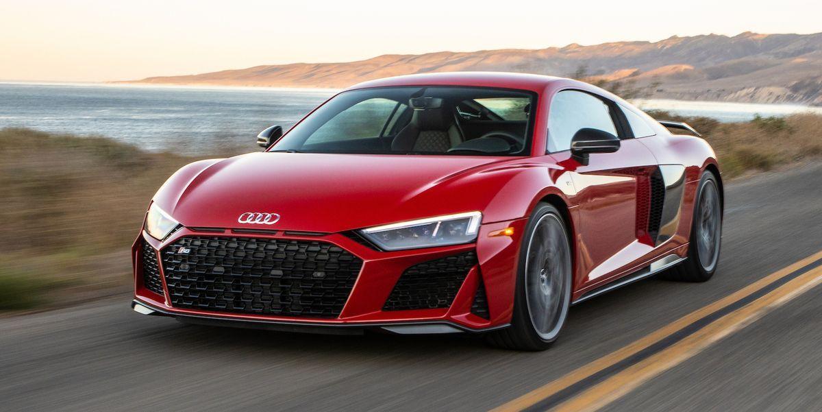 2020 Audi R8 Remains A Loud If Reserved Supercar Audi Super Cars Audi R8