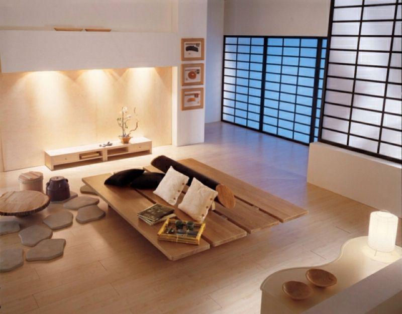 Liebenswerte Im Japanischen Stil Zen Ambiente Dekoration Garten Es Ist Wie  Kreieren 1 | Schlafzimmer Wandfarbe