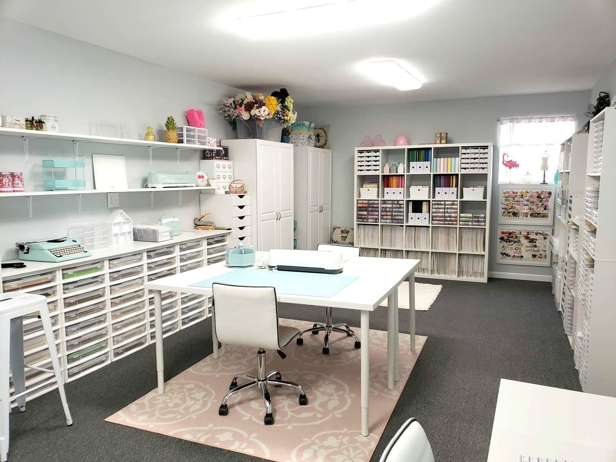 Craft Room Organization Craft Room Ideas On A Budget Guest Room