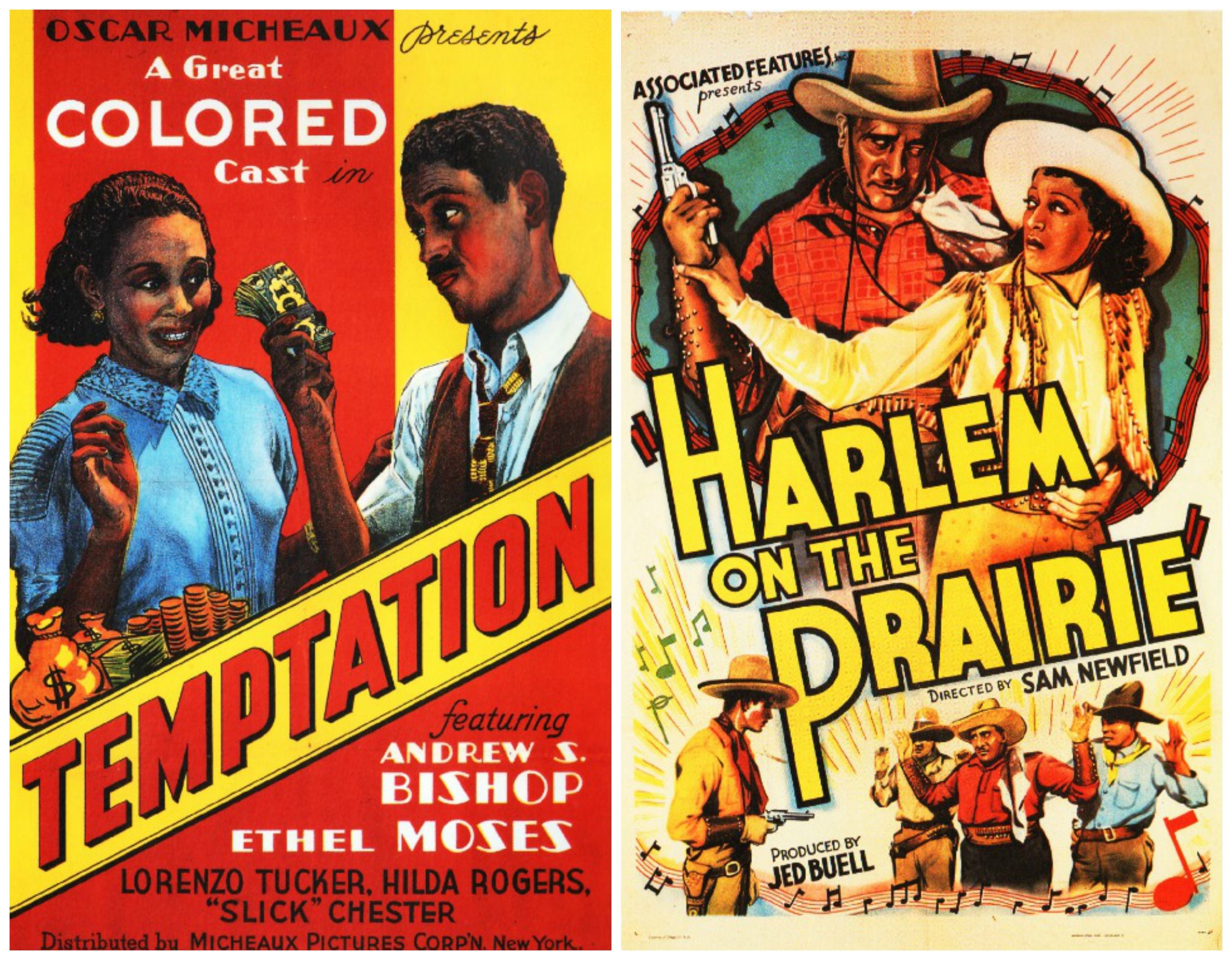 Image result for oscar micheaux movies real movies