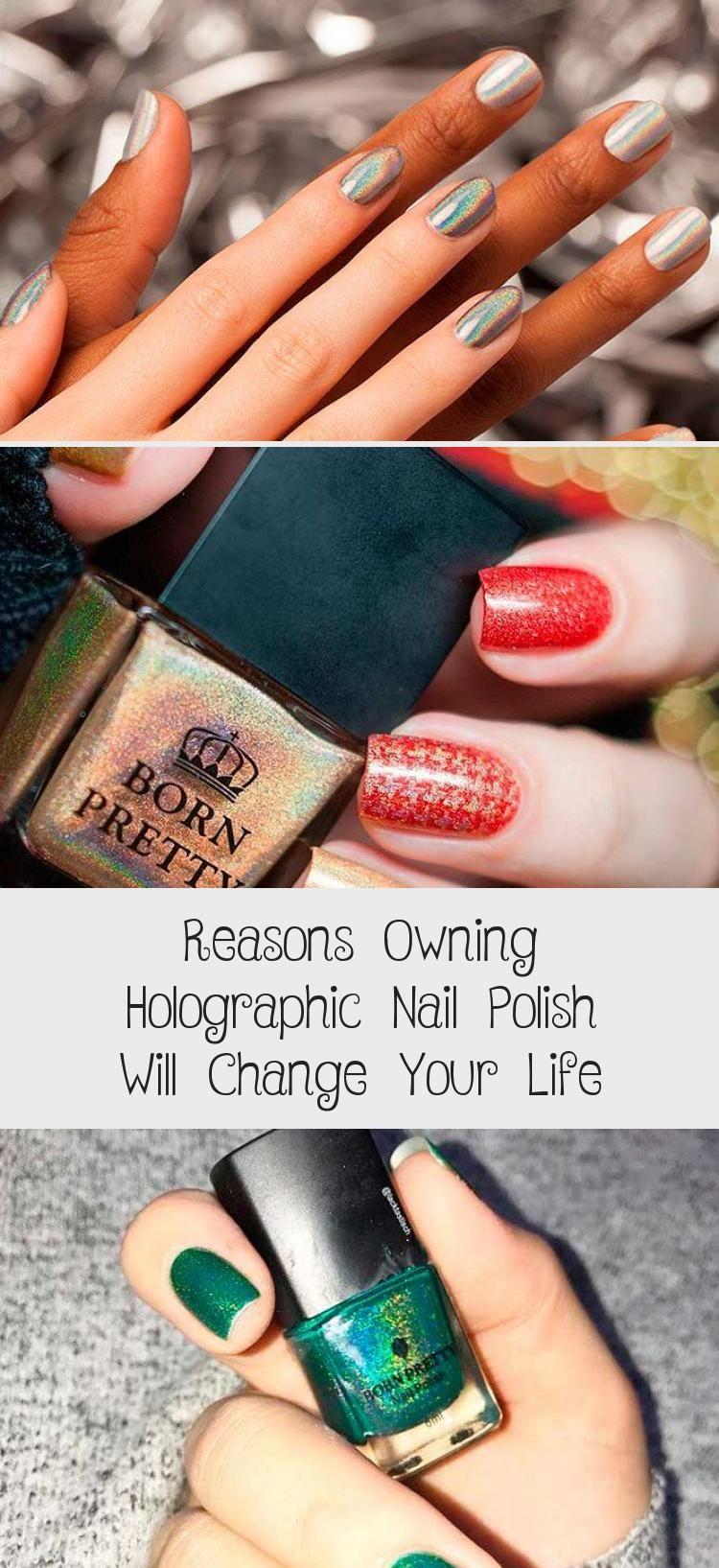 Photo of Reasons Owning Holographic Nail Polish Will Change Your Life – Nail Art