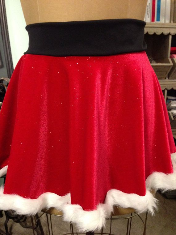bbad4a56e2aad SANTA BABY! Running Costume Skirt! Gorgeous and fun skirt for ...