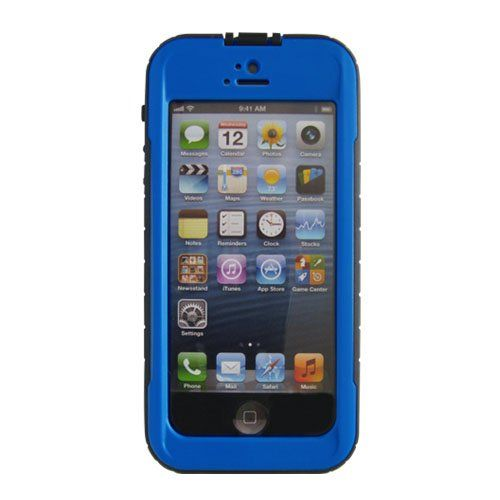 Heading to the beach? Take a look at our round up of waterproof iPhone 5 and 4/4S cases: http://cnet.co/12U3kMO