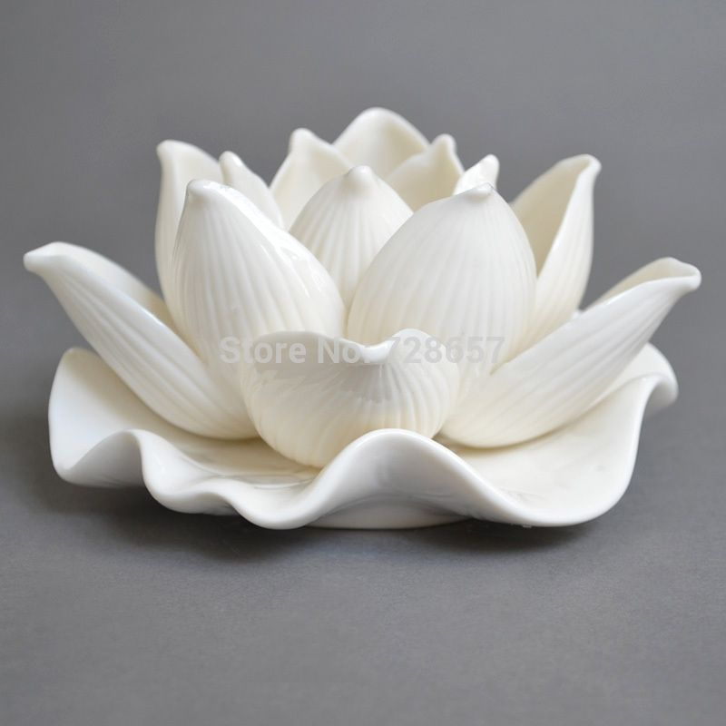 Lotus Flower Sculpture Lotus Flower Sculpture Aliexpress Buy