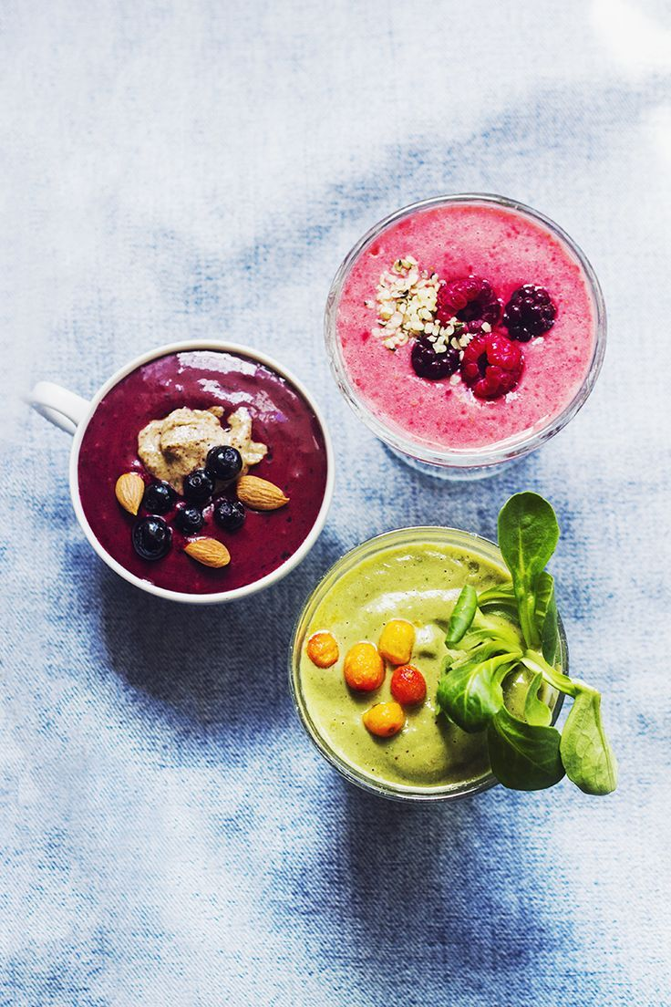bright smoothies