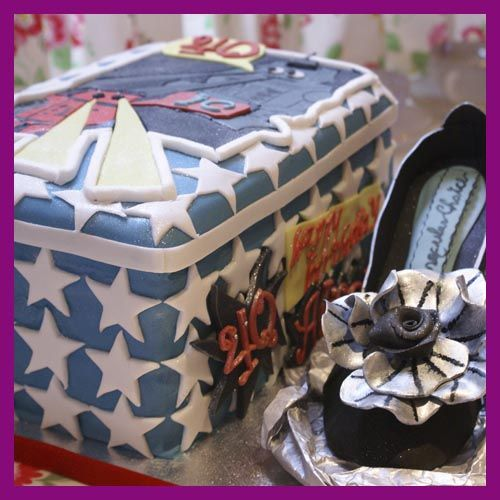Irregular choice shoe box. & Irregular choice shoe box. | Edible Boxes u0026 More! | Pinterest ... Aboutintivar.Com