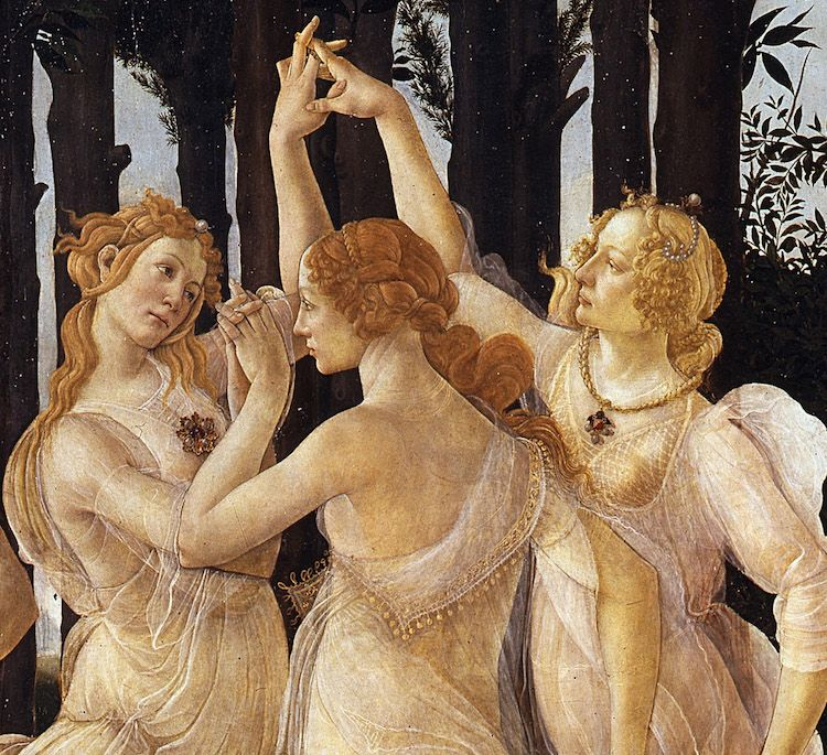 The Significance of Botticelli's Renaissance Masterpiece 'Primavera' is part of Italian renaissance art, Botticelli art, Renaissance artworks, Rennaissance art, Renaissance art, Botticelli paintings - This painting is one of the most important Early Renaissance works