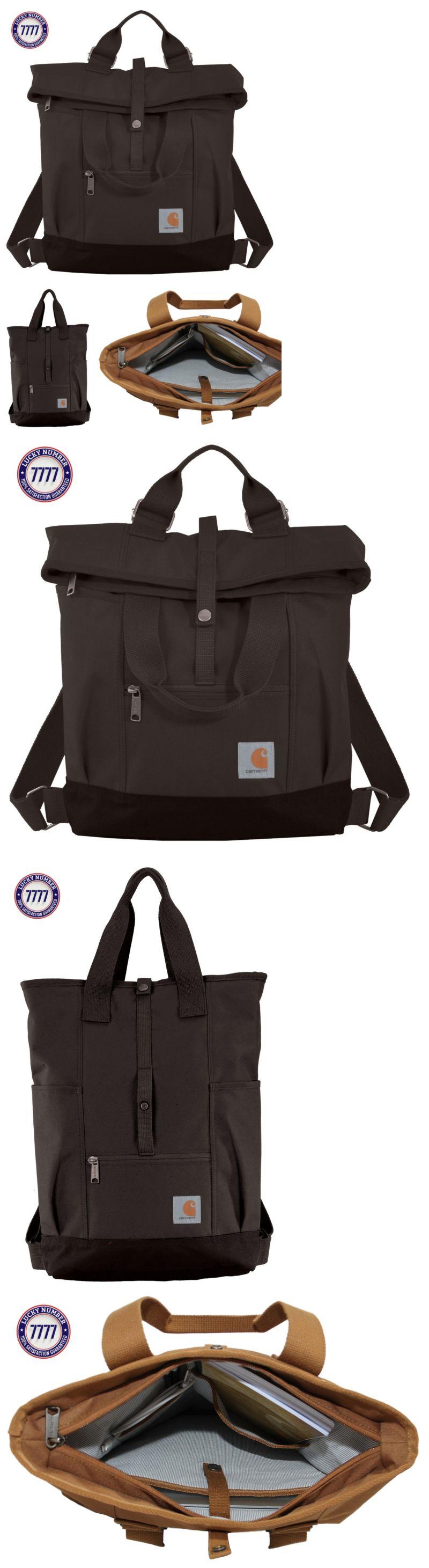Duffel and Gym Bags 169296: Carhartt Legacy Women S Hybrid ...