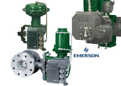 Emerson Electro-Pneumatic Positioner