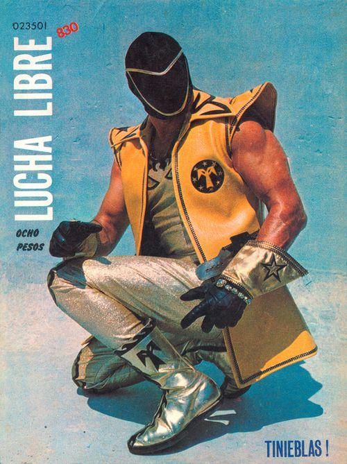 Tinieblas Lucha Libre Lucha Luchador Mexicano