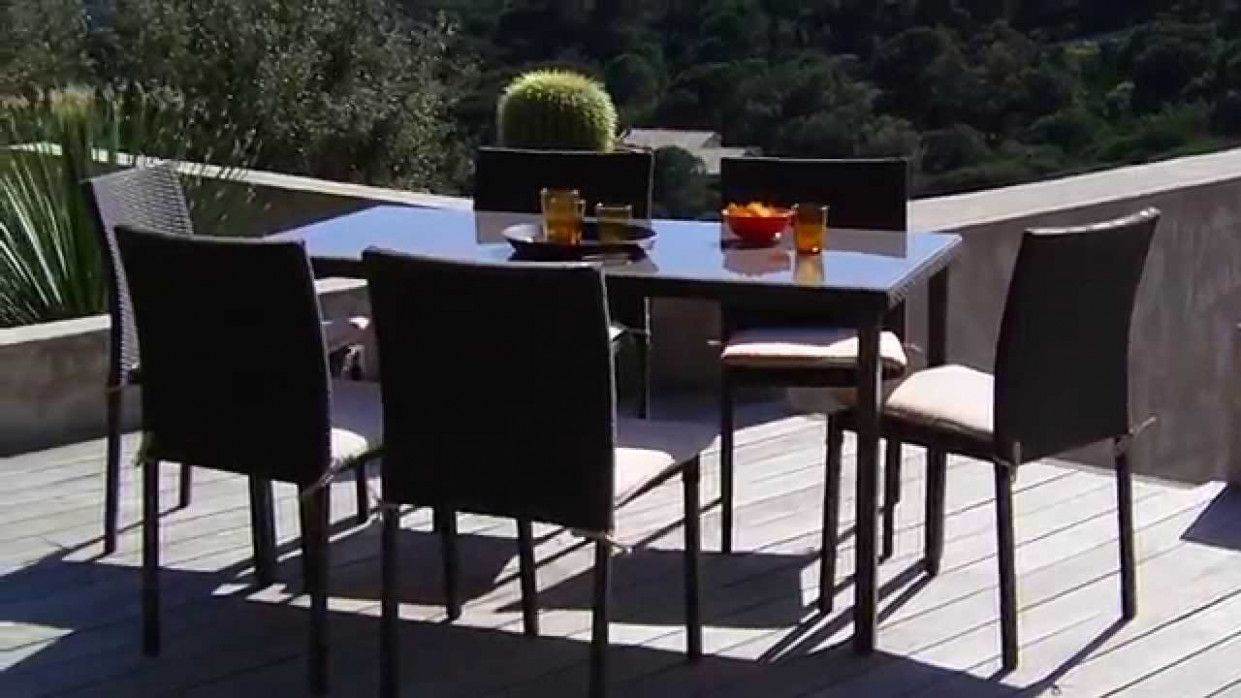Salon De Jardin Tresse Outdoor Furniture Sets Outdoor Furniture Outdoor Decor