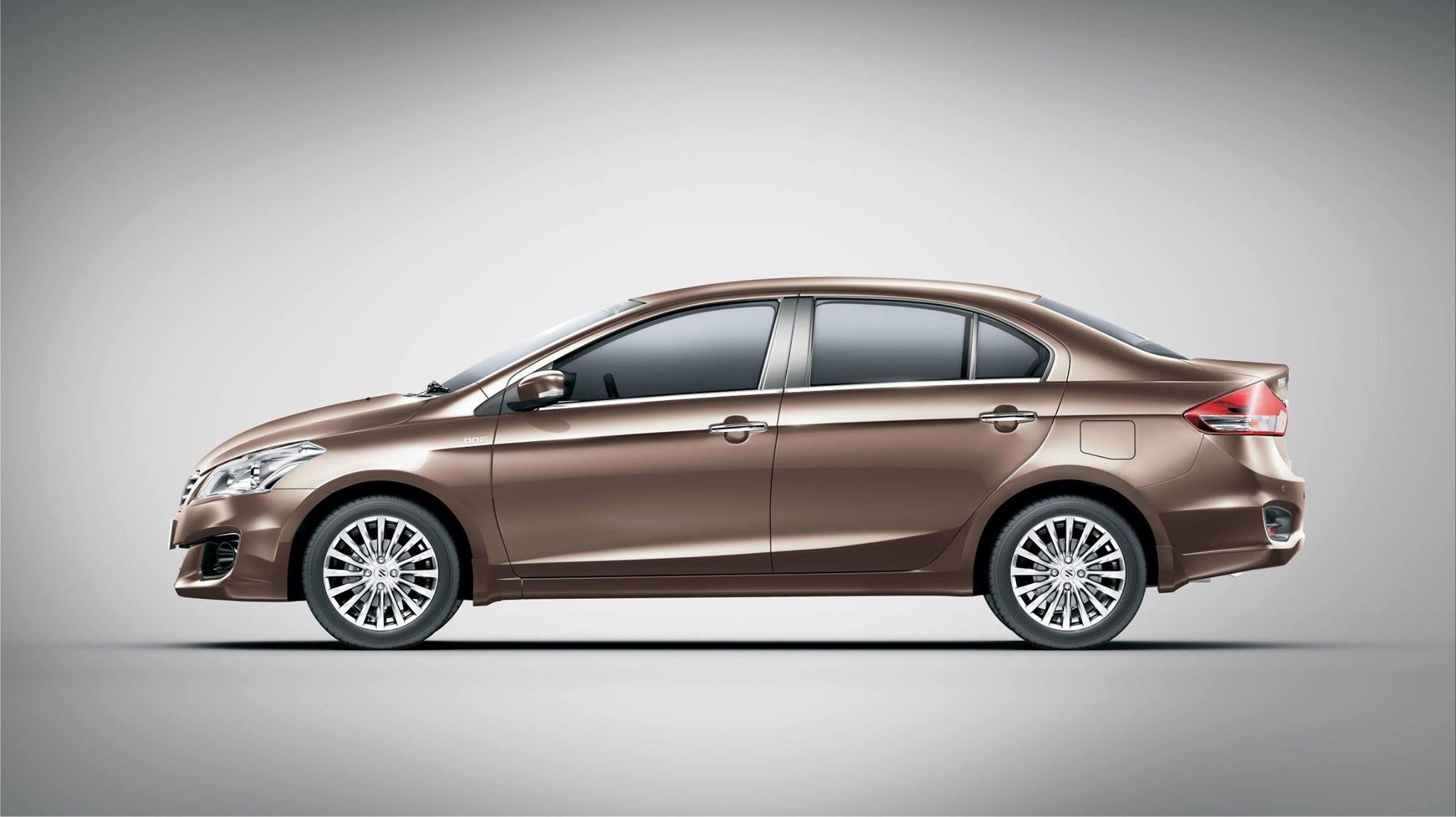 Maruti Suzuki Ciaz Seems To Render With Cvt At Bangkok Show Suzuki Bangkok Mid Size Sedan