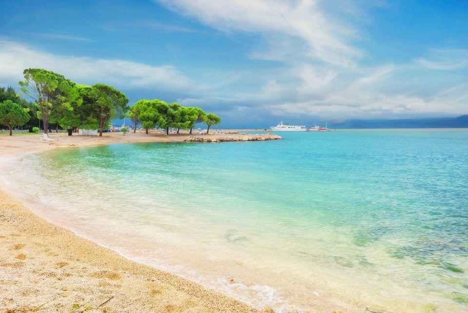 ᐅ Sandstrände in Kroatien Die Top 10 vom Experten