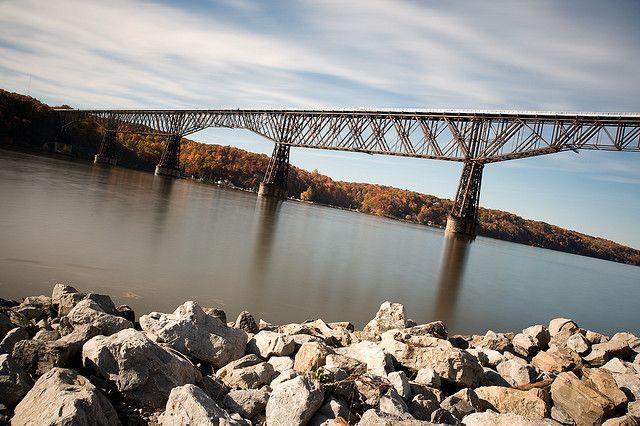 Poughkeepsie railroad bridge [1888 - Poughkeepsie, New York, USA]