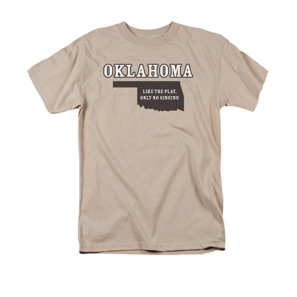 Oklahoma Adult Regular Fit T-Shirt