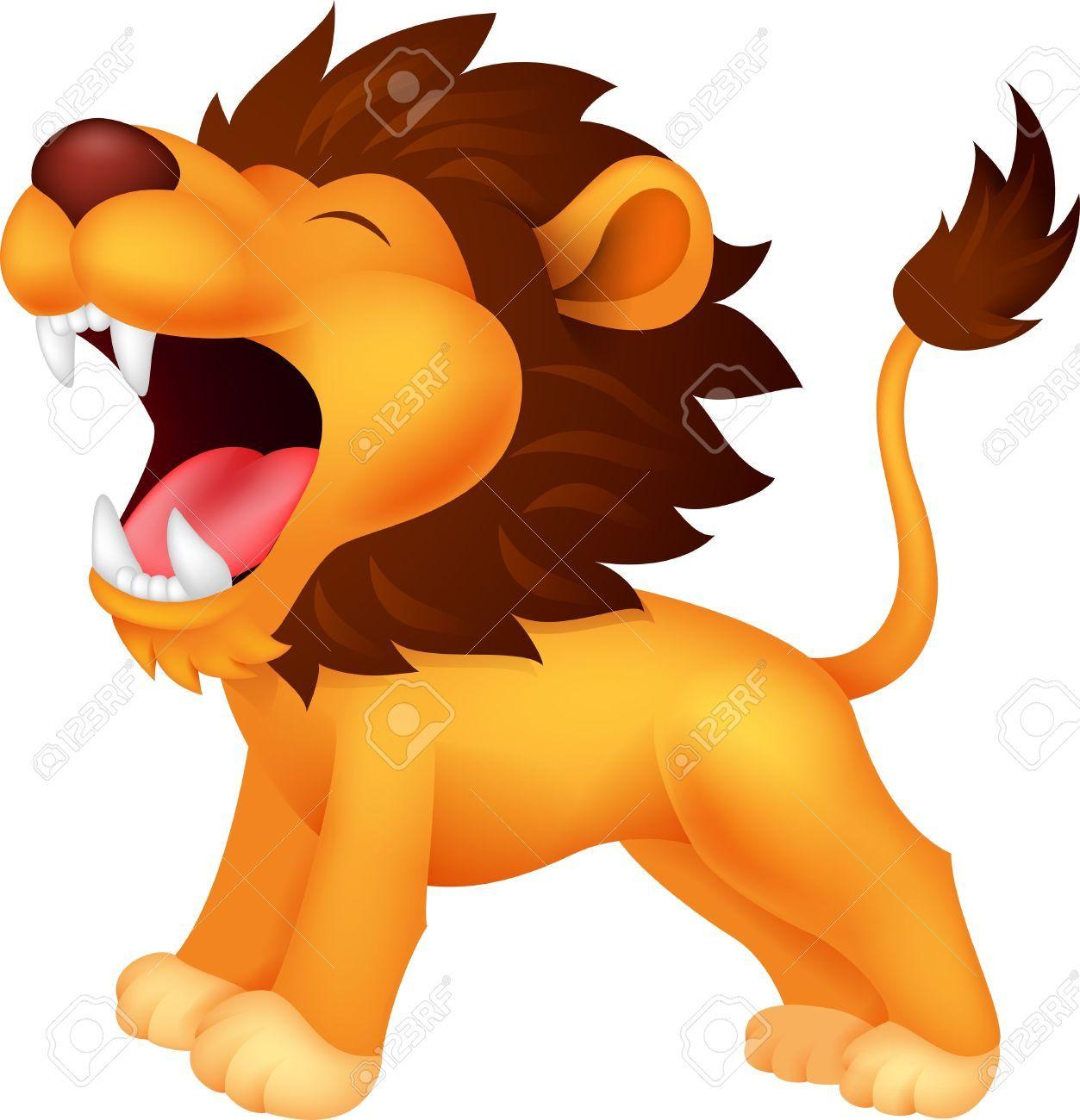 le o rugindo ebf pinterest lion clipart and clipart images rh pinterest ie roaring lion clipart free roaring lion face clipart
