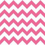 Rose and Baby Girl  Pink CHEVRON KNIT FABRIC  Pink Chevron  Cotton by GlamFabrics, $4.75 #pinkchevronwallpaper