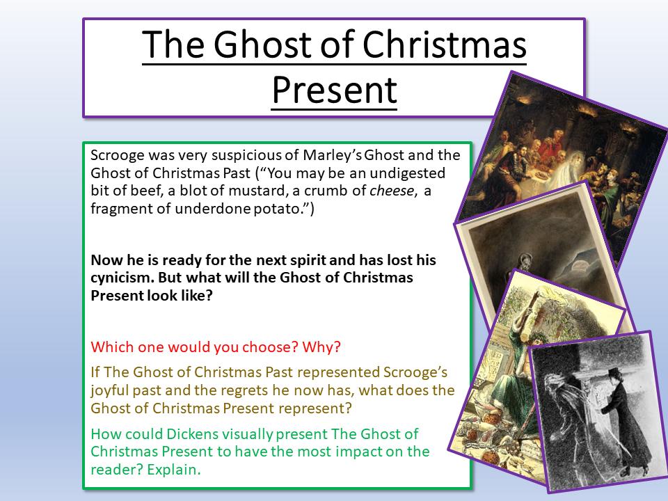 A Christmas Carol - The Ghost of Christmas Present | Ghost of christmas present, Christmas carol ...
