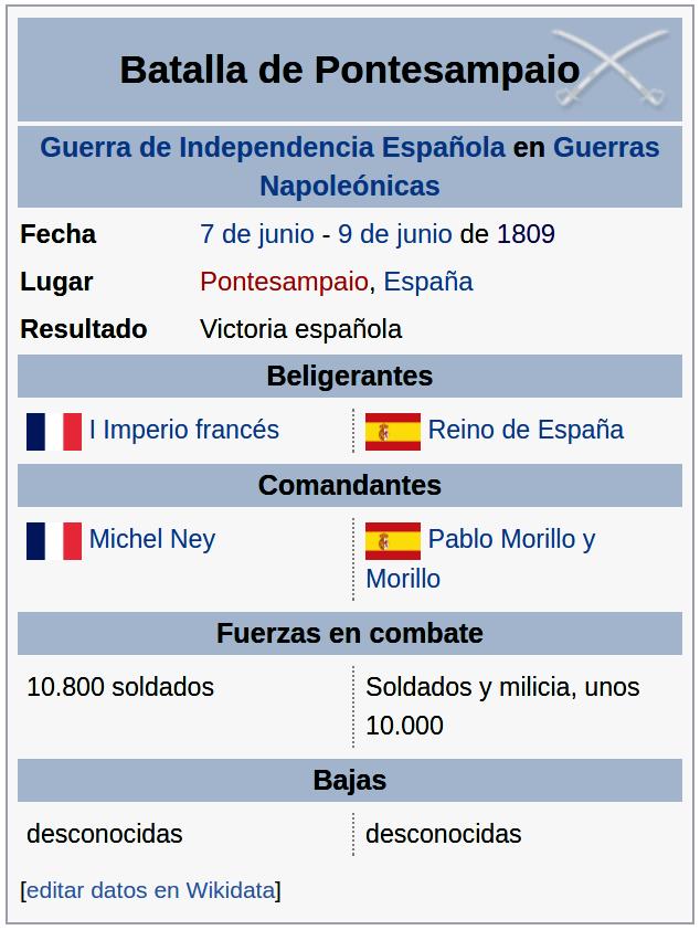 Dati della battaglia di Pontesampaio   Army   Pinterest   Batalla ...