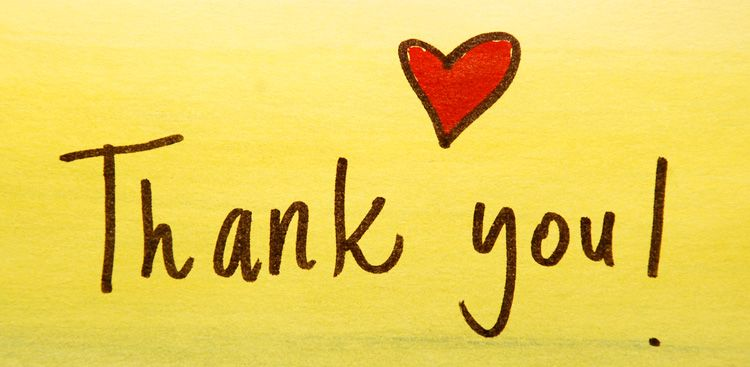 Ways Your Thank You Note Could Lose You The Job  ThemuseCom