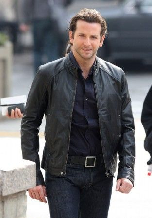 0e7fb7742def Limitless Eddie Morra (Bradley Cooper) leather jacket | Dream wear ...