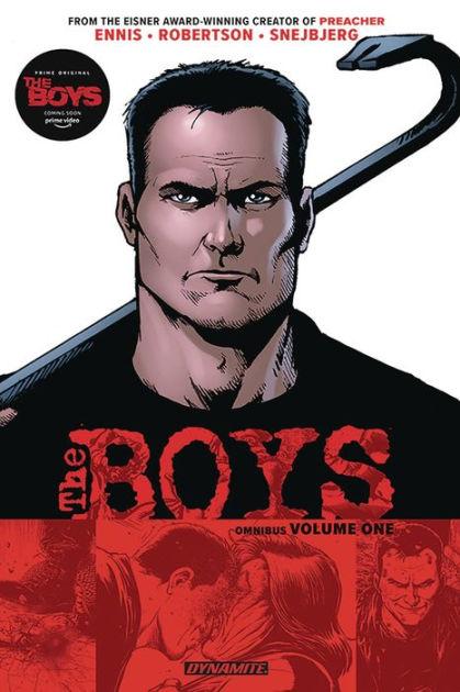 The Boys Omnibus Volume 1 Nook Book Books For Boys Boys Garth