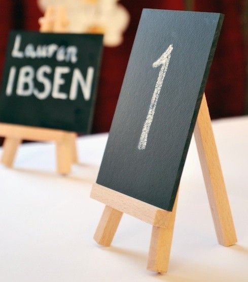 11 Unique Ideas For Your Reception S Table Numbers