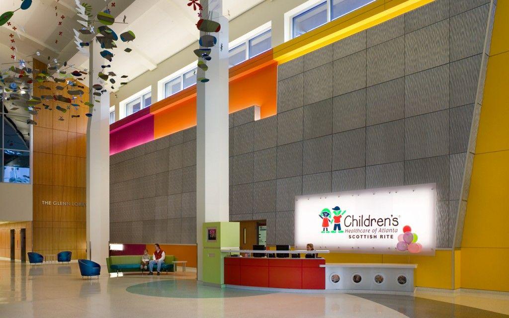 children's healthcare of atlanta - stanley beaman & sears