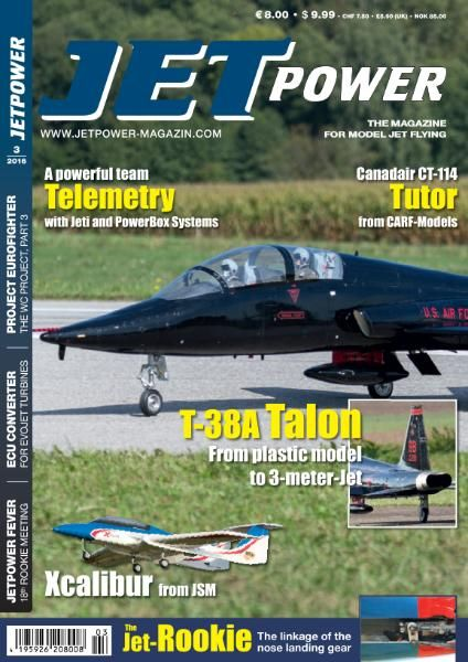 Jetpower - Issue 3 2016