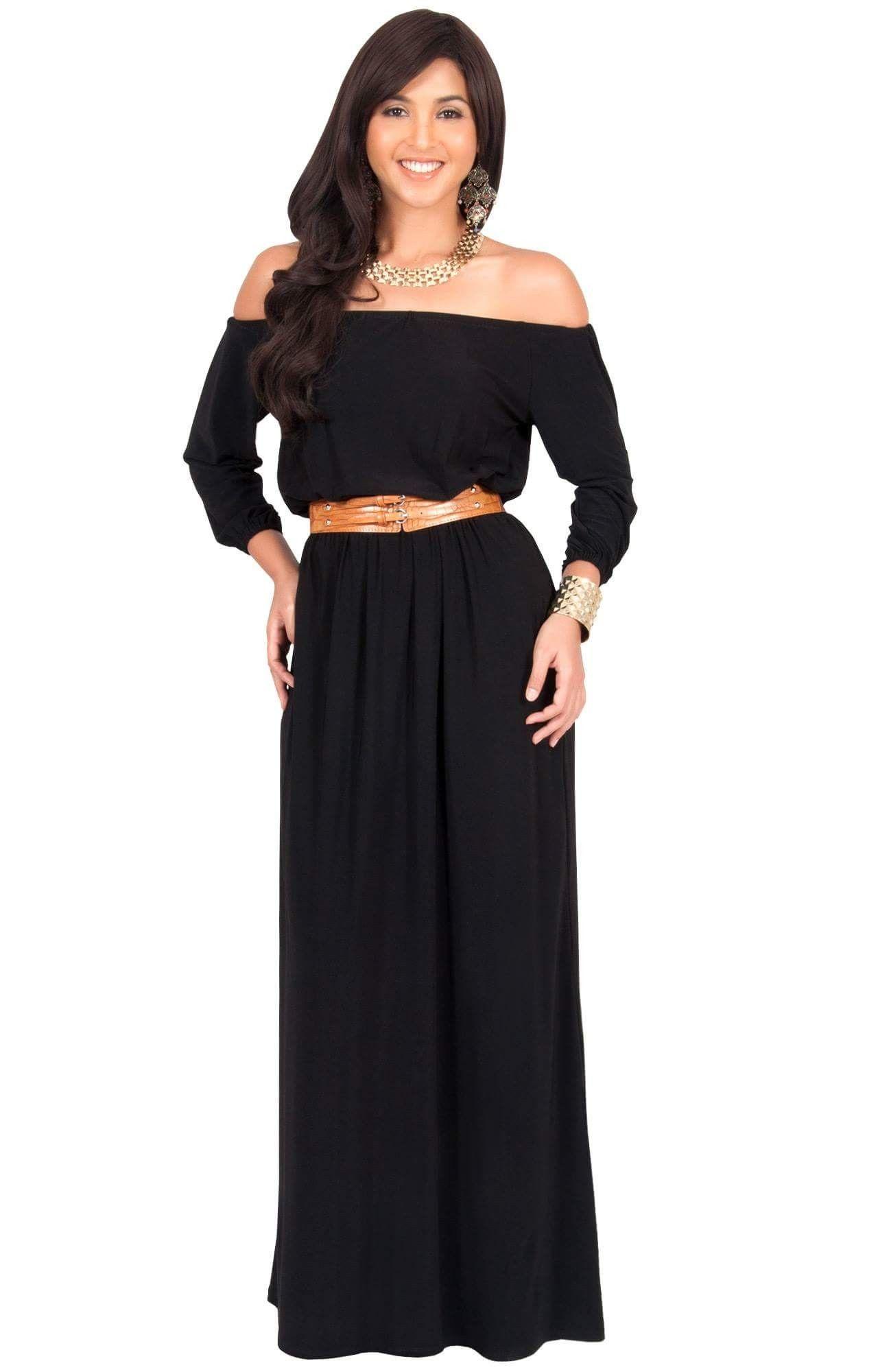 Kristen maxi dress dresses long sleeve maxi plus size